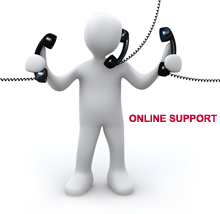 Buy one hour online support ticket