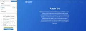 translate-page-menu