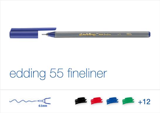 edding 55 Fineliner